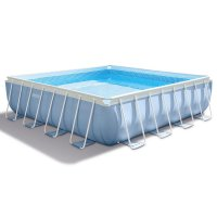 Piscina Intex ULTRA FRAME 4,27 x 4,27 h.1,07 m
