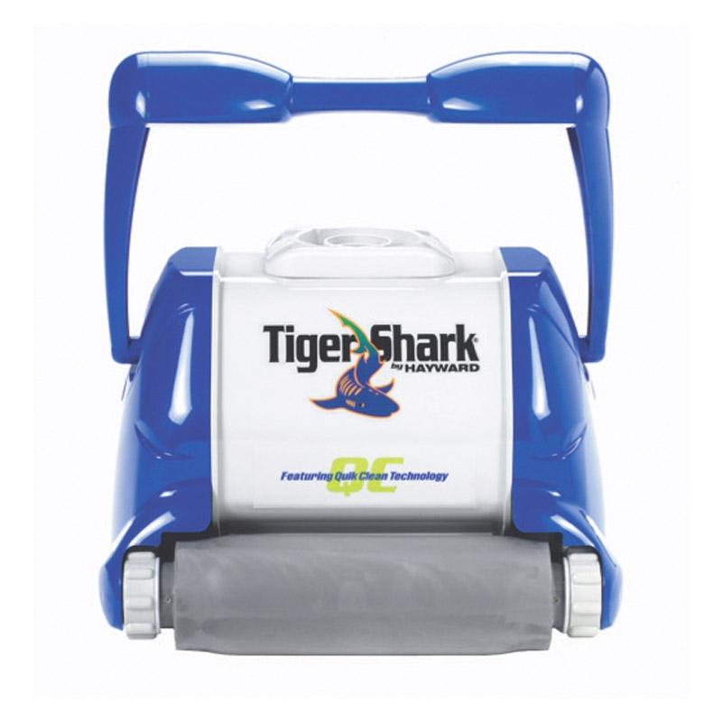 robot per piscina tiger shark xl qc hayward. Black Bedroom Furniture Sets. Home Design Ideas