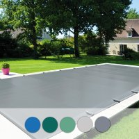Copertura di Sicurezza a barre Polartex® SAFETY TOP per piscina 4 stagioni
