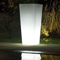 Vaso luminoso STAR Quadrato