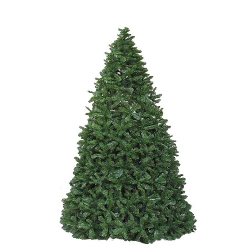 Alberi Di Natale Finti.Albero Di Natale Artificiale Svezia H 6 M Bsvillage Com