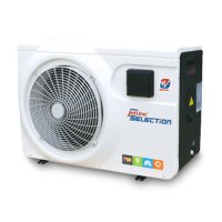 Pompa di calore per piscina fino a 90 m³ - JETLINE SELECTION INVERTER 200