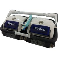 Robot piscina DPOOL MASTER ELITE 2X2 by Diasa