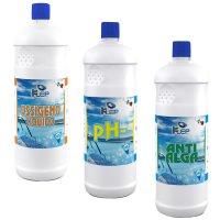 Trattamento acqua piscina senza cloro - Ossigeno attivo per piscine ...