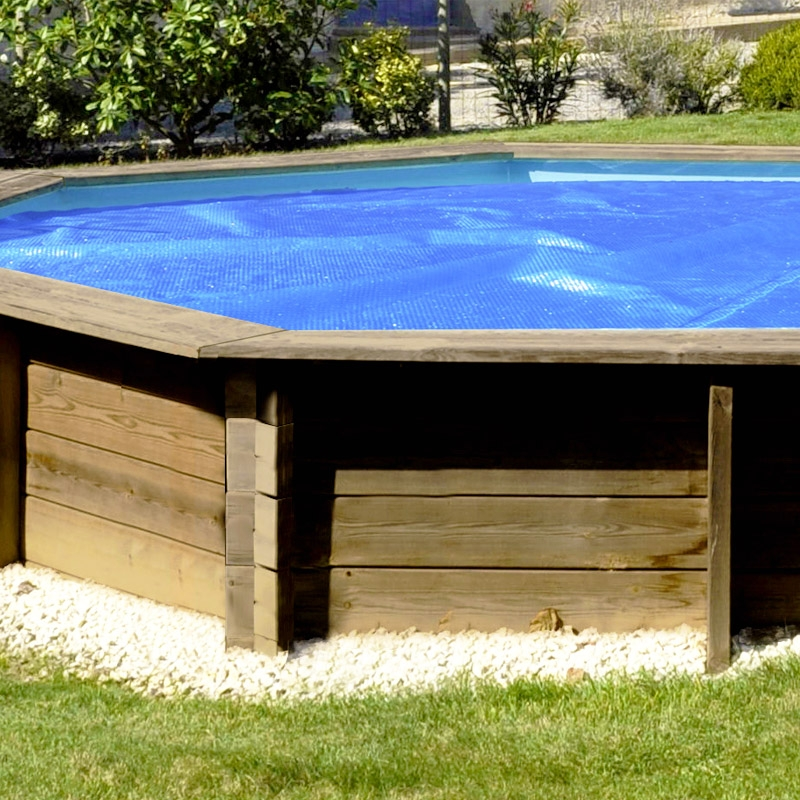 Copertura Isotermica A Bolle Per Piscine Ecowood Easy Plus