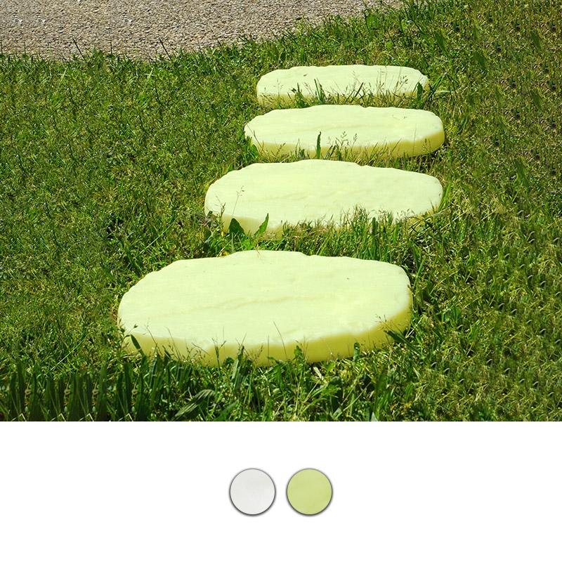 Pietre per vialetti da giardino fluorescenti for Tinozze da giardino