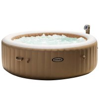 Piscina SPA Idromassaggio Intex Gonfiabile BUBBLE MASSAGE - 4 posti