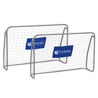 Set 2 porte da calcio Garlando KICK & RUSH 215 x 152 cm