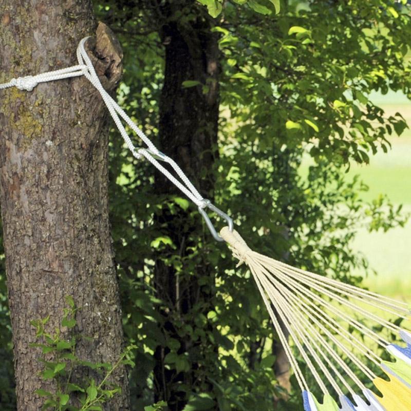 Poltrone Pensili Da Giardino.Accessori Di Fissaggio Per Amache E Poltrone Sospese Amazonas