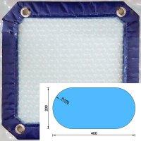 Copertura Isotermica a doppie bolle d'aria BUBBLE BUBBLE 500 µ |