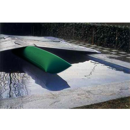 Salsicciotto ad aria airtube da 6 00 mt per coperture invernali - Saldatura telo pvc piscina ...