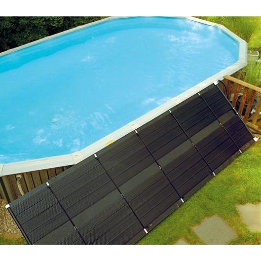 Pannello riscaldatore solare per piscina for Accessori per piscine intex
