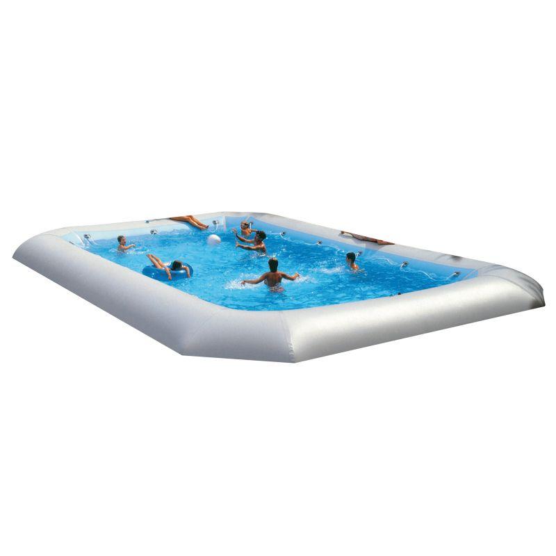 Piscina fuori terra in gommone zodiac hippo 65 825x1655 for Zodiac piscinas