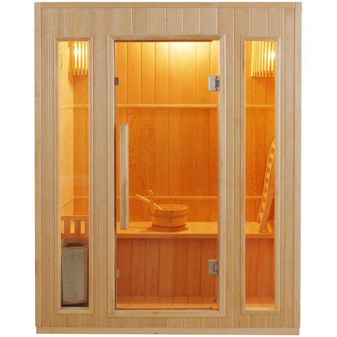Saune da casa top sauna infrarossi singola modello - Saune da casa prezzi ...