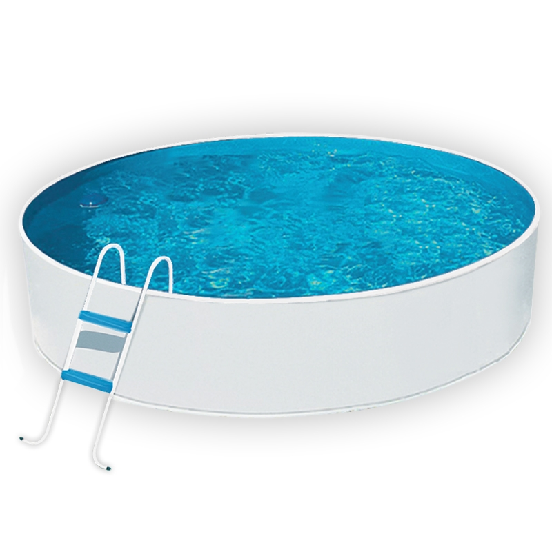 Piscinas no terrao come interrare una piscina fuori terra for Interrare piscina intex