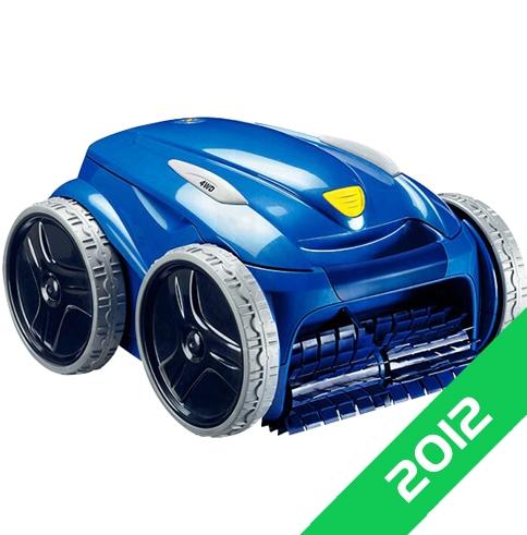 Robot pulitore per piscina vortex 3 4wd 4 ruote motrici for Aspirateur piscine zodiac vortex 3 4wd