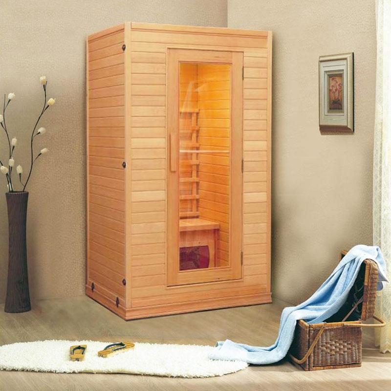 Vendita Sauna a Raggi Infrarossi Certificata a Basso Consumo  BSVillage.com