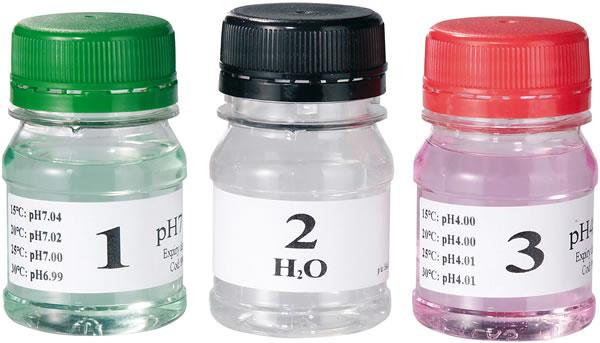 Kit soluzione Tampone per pH Perfect