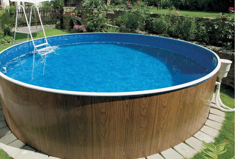 Piscina Azuro 400 dl