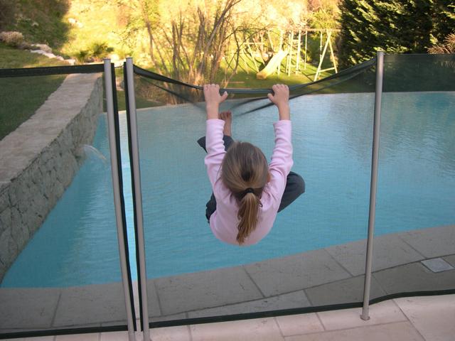 Recinzione di sicurezza in piscina Beethoven