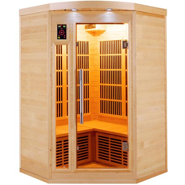 Sauna a raggi infrarossi Daphne 2 - 3 posti