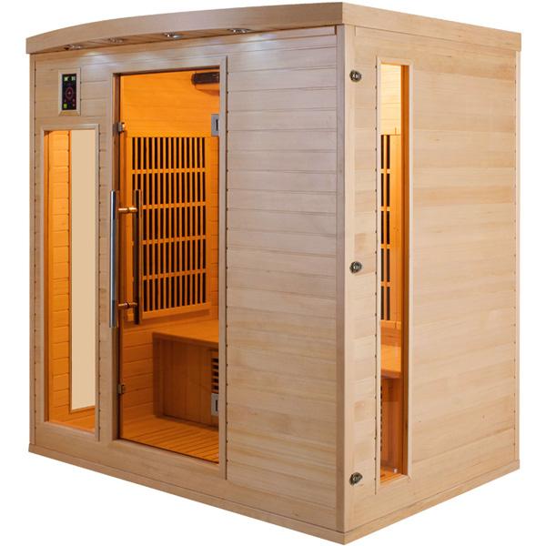 Sauna infrarossi 4 posti