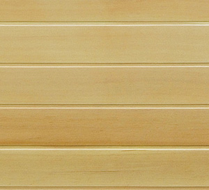materiale sauna
