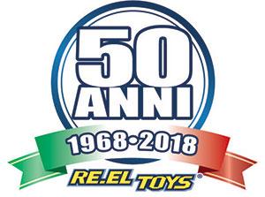 Re El Toys anniversario