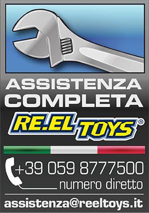 Assistenza giochi radiocomandati Re El Toys