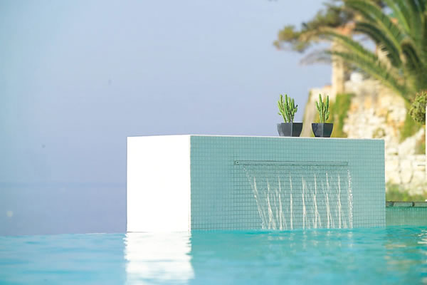 Cascata a lamina per piscina Powerfall Zodiac