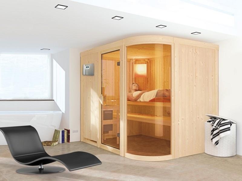 Sauna finlandese tradizionale Parima 4