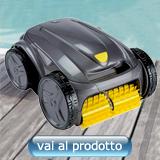 robot automatico per pulizia piscina