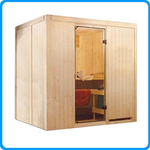 Sauna finlandese tradizionale SUVI