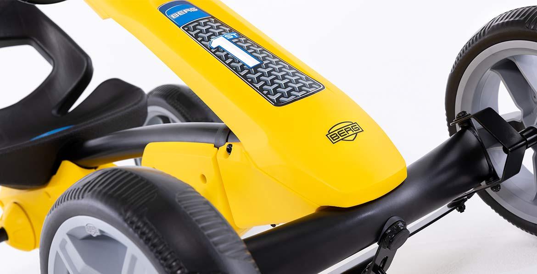 Go-Kart a pedali REPPY RIDER by Berg Toys