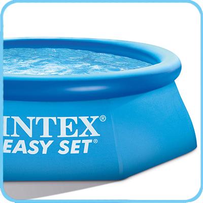 Piscina fuori terra intex Easy