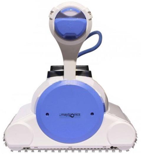 Robot per piscina dolphin thunder 20 maytronics for Robot piscine dolphin zenit 20