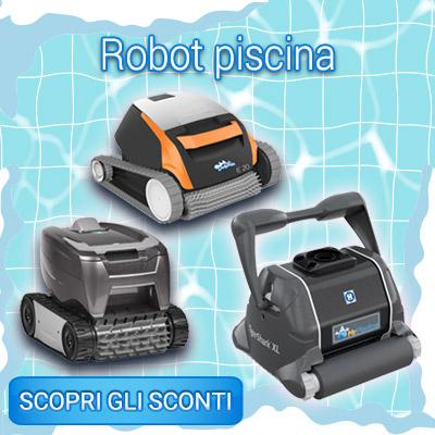 SALDI INVERNALI robot