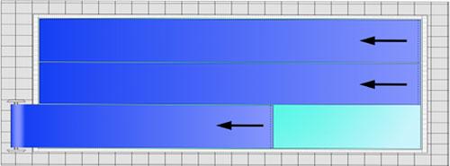 Rullo Avvolgitore ROLLERTUBE PLUS per copertura isotermica - 3 Rulli