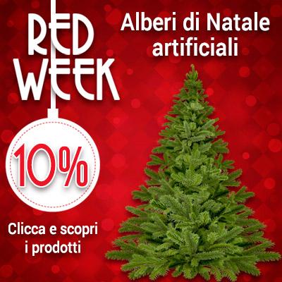 Red Week Natale di design