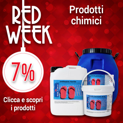 Red Week prodotti chimici