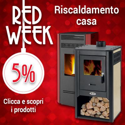 Red Week riscaldamento casa