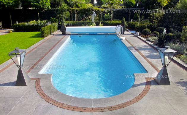 Kit componenti per piscina in cemento armato texas 10 00 x - Piscina cemento armato ...