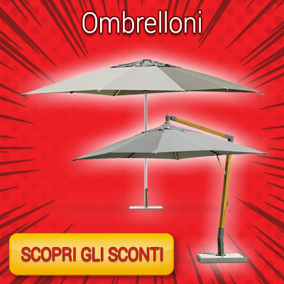RED WEEK - ombrelloni