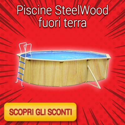 RED WEEK - piscine steelwood