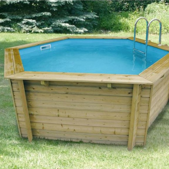 Piscine in legno NorthWood