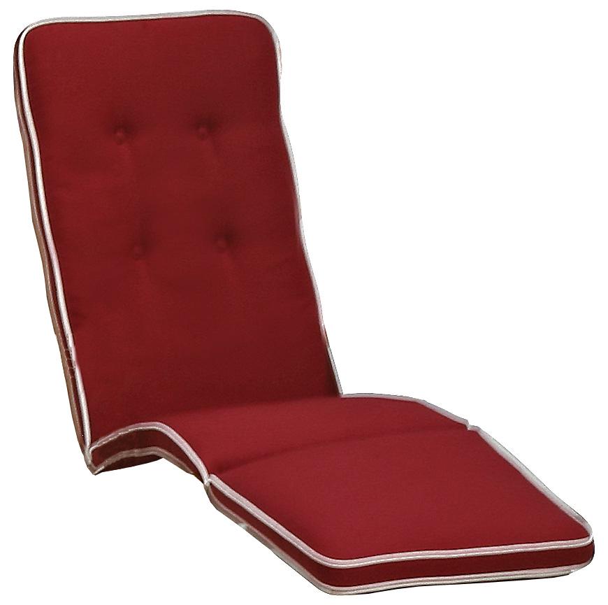 Cuscino per deckchair ROSSO