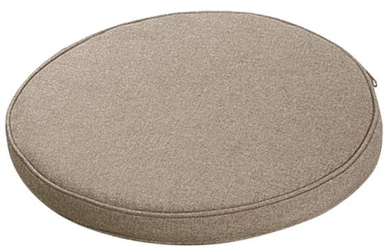 Cuscini per seduta tonda 40 cm SABBIA