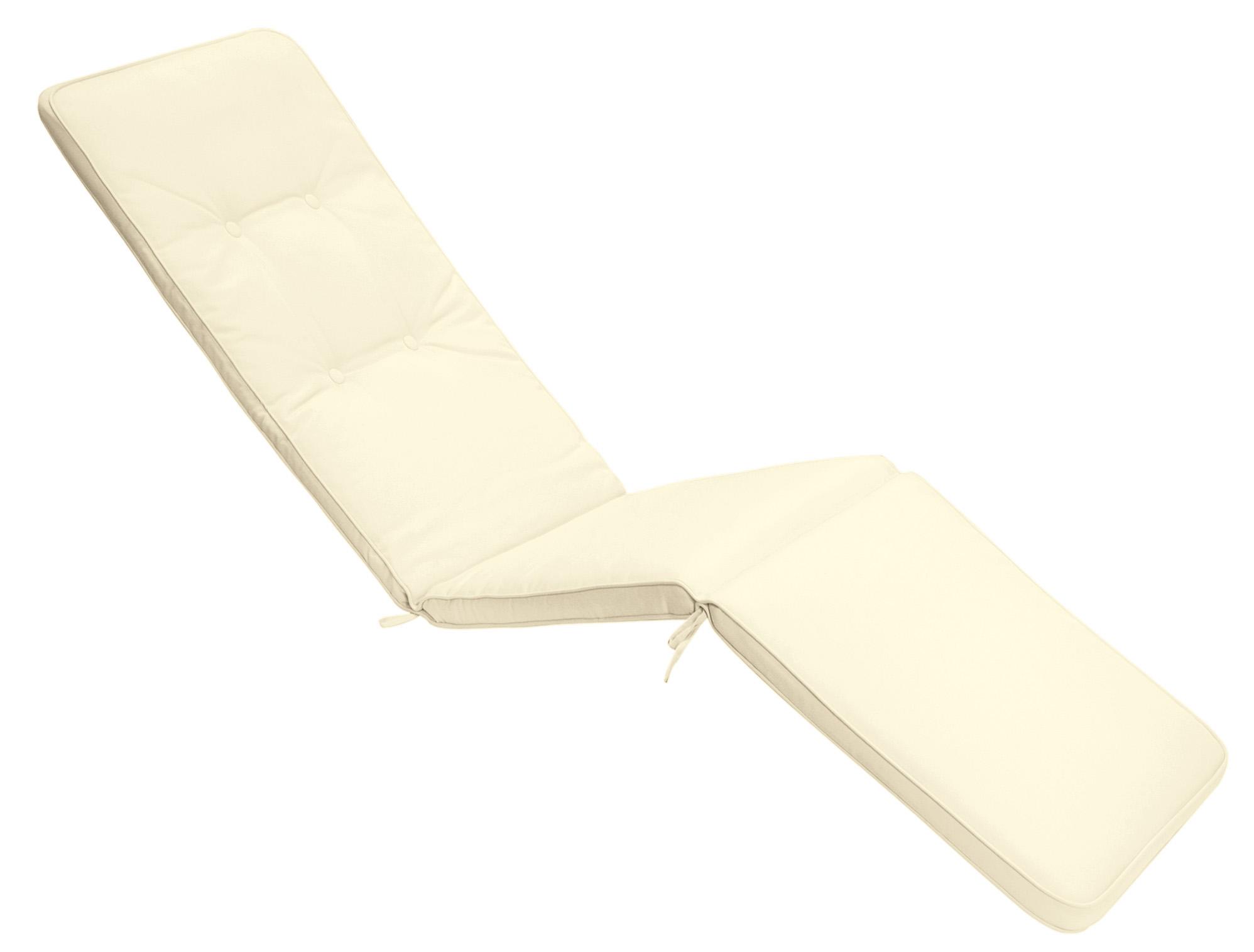 Cuscino per deckchair ECRU