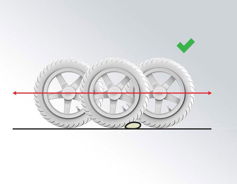 Go-Kart a pedali RALLY ORANGE by Berg Toys