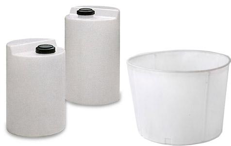 Serbatoio per lo stoccaggio e vasca di contenimento